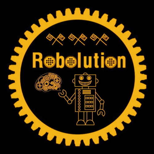 ROBOLUTION 2013-14 - Team Logo - Draft 3